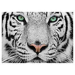 Papel fotomural Cabeza de tigre 200x280 cm