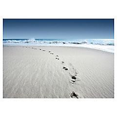 Papel fotomural Paseo de la playa 200x280 cm