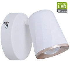 Aplique led Elgin 1 luz