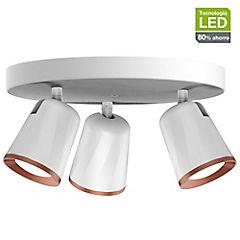Barra LED Elgin 3 luces