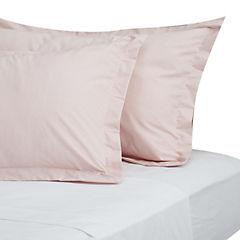 Funda para almohada algodón 50x90 cm rosa