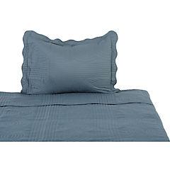 Quilt Stonewash azul