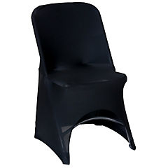 Funda para silla 60x48x87 cm negra