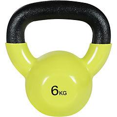 Pesa Kettle Bell 6 kg verde