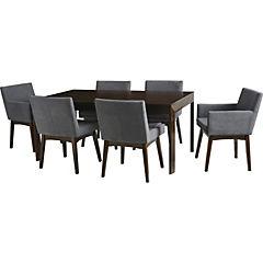 Comedor Senro 4 sillas, 2 sitiales 170x100