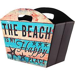 Revistero Beach 37x18x29 cm