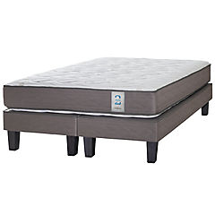 Cama americana base dividida King