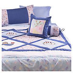 Set de textiles 6 piezas 1,5 plazas 6 piezas