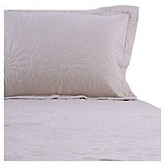 Quilt 1,5 plazas beige