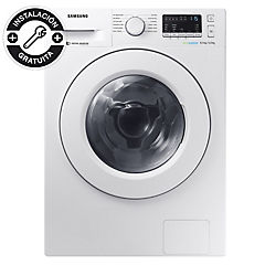 Lavadora secadora frontal 8,5 kg 5 kg blanco