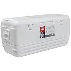 Nevera rígida con manillas 142 litros blanco