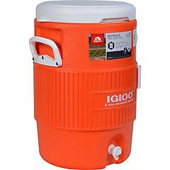 Jarro con manillas 18,9 litros naranjo