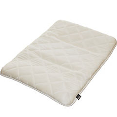 Colchón enrollable 5x70x95 cm blanco