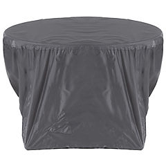 Cobertor para mesa redonda 1,2 m