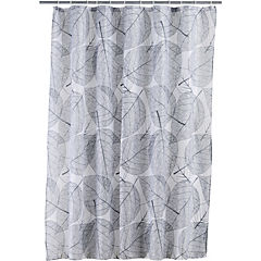 Cortina de baño Hojas 180x180 cm