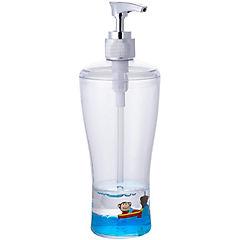Dispensador de jabón para baño Transparente