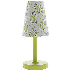 Lámpara de mesa infantil oso 1 luz 40 W