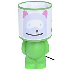 Lámpara infantil oso verde 1 luz 40 W