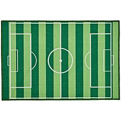 Bajada de cama village Futbol 60x90 cm