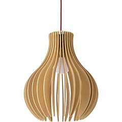 Lámpara colgante flor 1 luz 6 W