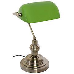 Lámpara Banquero 1 luz 40 W