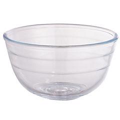 Bowl 0,5 litros transparente