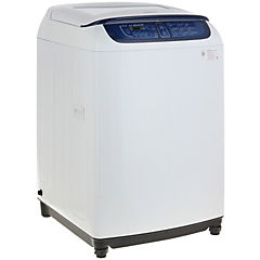 Lavadora superior 17 kg blanco