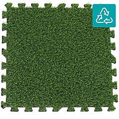 Alfombra Puzzle pasto 50x50 cm 1 pieza