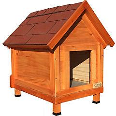Casa para perro 80x50x70 cm