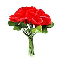 Ramo rosas rojo 6 cm