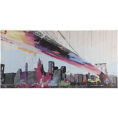 Canvas Bridge 70x140 cm