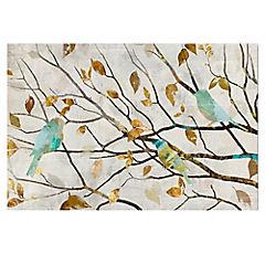 Canvas Ramas 60x90 cm