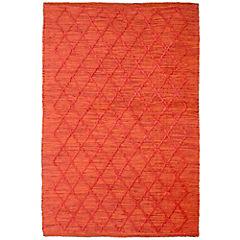 Alfombra DH. Summer 60x90 cm rojo