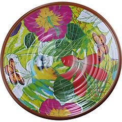 Plato Tropical Garden 27 cm