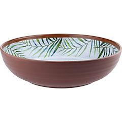 Bowl Hojas Tropicales 20 cm