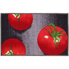 Limpiapiés Cocina tomates 50x80 cm