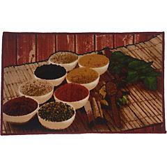 Limpiapiés Cocina especias 50x80 cm