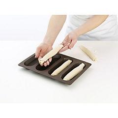 Molde mini baguette bread