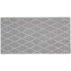 Alfombra Base gris 60x110 cm