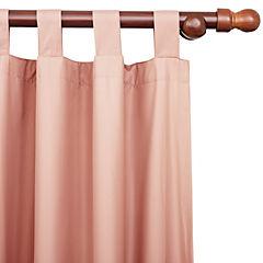 Set de cortinas Sun Out 140x220 cm 2 unidades tierra