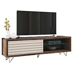 Rack de TV 55x180x44,5 cm