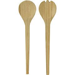 Set 2 paletas 35x8 cm bambú natural