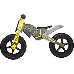 Moto para niños 68x51x88 cm madera amarillo