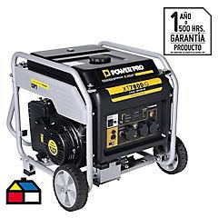 Generador eléctrico a gasolina 7 HP 4,5 hr