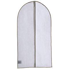 Funda para ropa 60x137 cm blanca