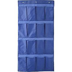 Organizadora mura tela 16 bolsillo azul
