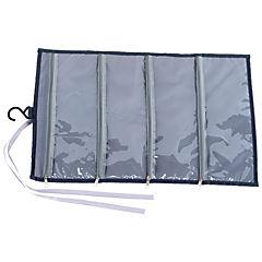 Organizadora maleta accesorios 30x48 cm