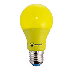 Ampolleta led amarilla 6-50W E27