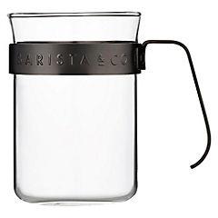 Set de tazas 220 ml 2 unidades Negro
