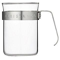 Set de tazas 220 ml 2 unidades Plateado